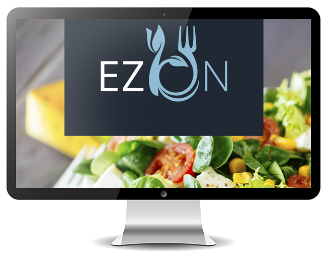 EZON Online Nutrition Application